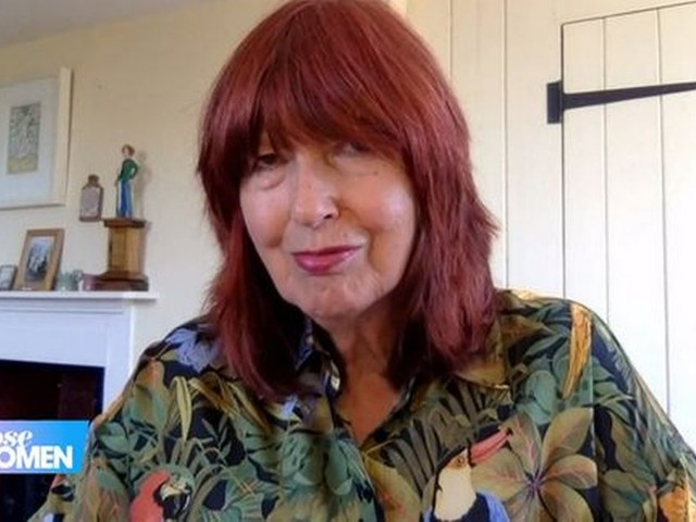 Janet Street-Porter reveals cancer diagnosis live on Loose Women