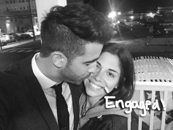 Christina Perri Is Officially Engaged — And She Has A Totally Unique Ring To Prove It! Look!