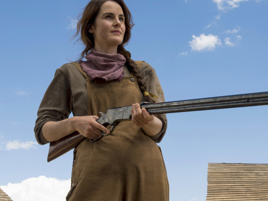 TV Review: 'Godless' on Netflix
