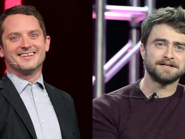 Daniel Radcliffe & Elijah Wood Open Up About Being Mistaken For Each Other