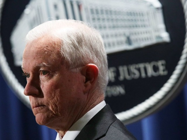 Jeff Sessions Appears to Have Poured Cold Water (Again) on Republican Demands for Second Special Counsel