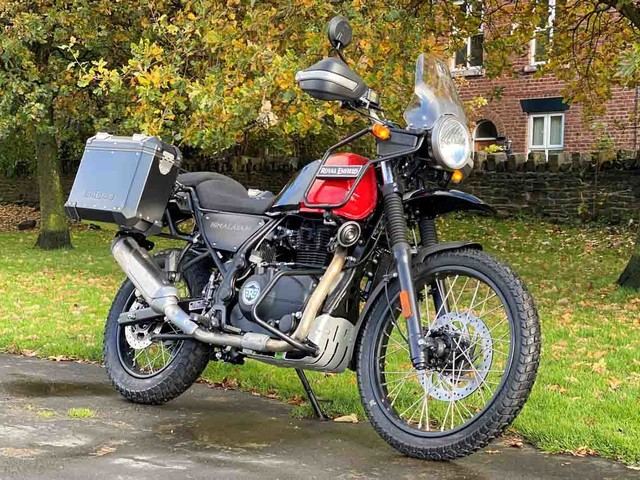 Royal Enfield Himalayan Prices Up By Rs. 20,000 In Last 1 Year