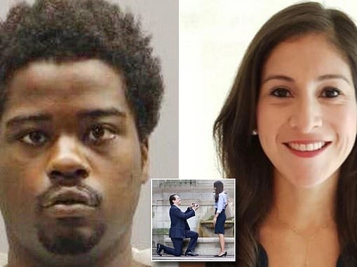 Homeless man who stabbed a newly-engaged jogger, 23, pleads guilty