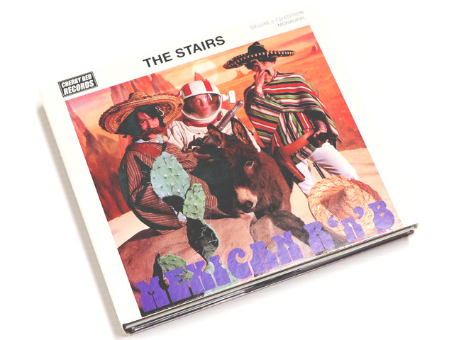 The Stairs: Mexican R 'N' B Deluxe Edition – album review