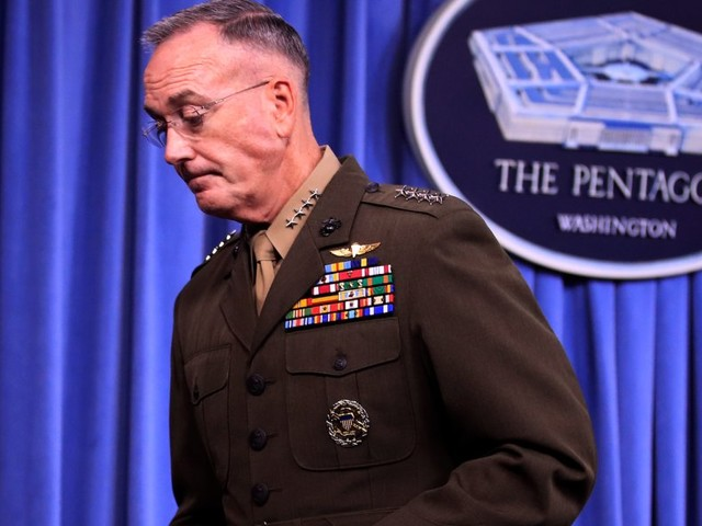 'We're there because ISIS and Al-Qaeda are': The Pentagon gives new details on Niger ambush