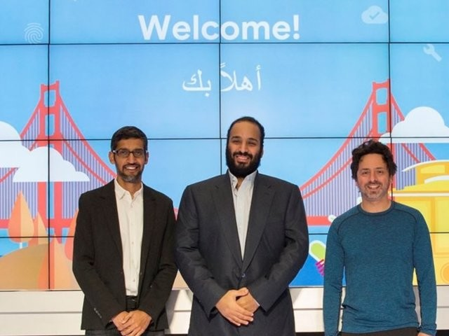 Tech's elite gathered in San Francisco for 2 days of startup pitches, and it revealed the strange way Silicon Valley is grappling with its misgivings over Saudi money