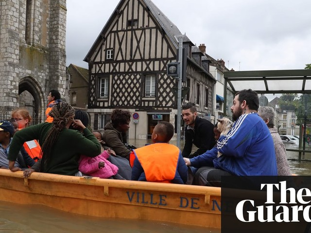 Climate change 'will push European cities towards breaking point'