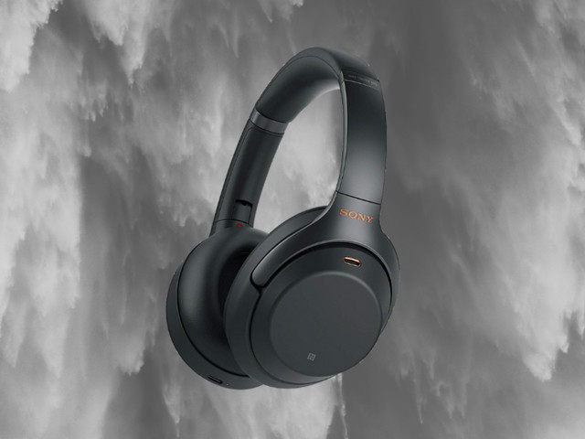 Sony noise-canceling headphones are $51.99 off on Amazon