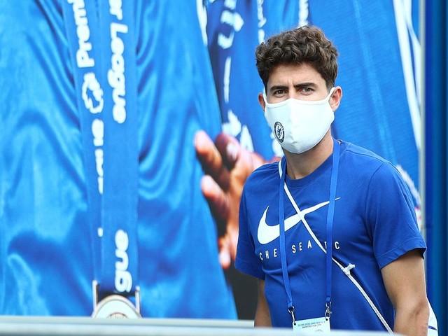 Jorginho, Chelsea set for showdown talks to 'assess the situation' — report