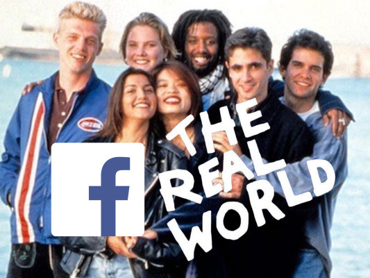 MTV's Real World will be revived with interactivity on Facebook Watch