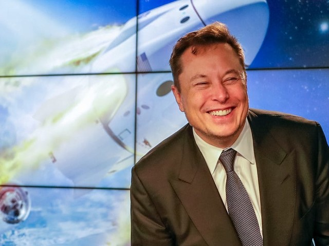'I'm super fired up': Elon Musk and NASA are ecstatic after acing a 'risky' safety test of SpaceX's new Crew Dragon spaceship for astronauts