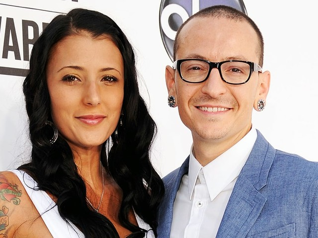 Chester Bennington's Wife Shares His Last Video: 'This Is What Depression Looked Like to Us'