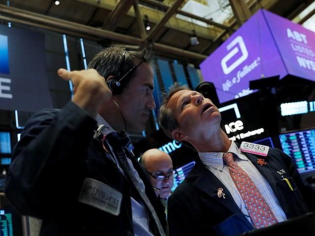 US stocks on pace for biggest spike since August as coronavirus fears settle (SPX)