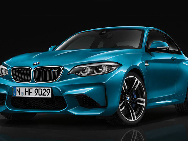 400hp BMW M2 CSL incoming