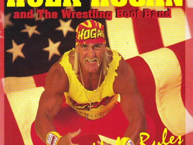 """Revisiting Hulk Hogan's """"Hulk Rules,"""" the Most Unintentionally Hilarious Album of All Time"""
