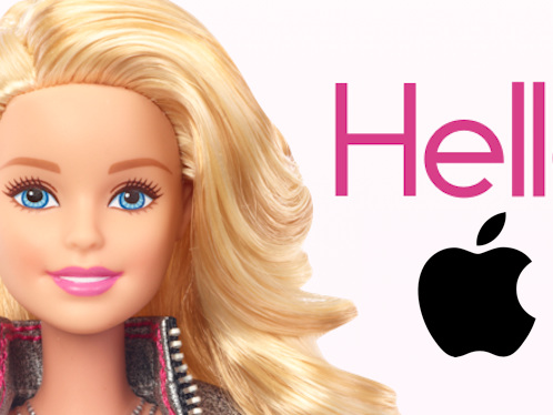 Apple acquires talking Barbie voicetech startup PullString