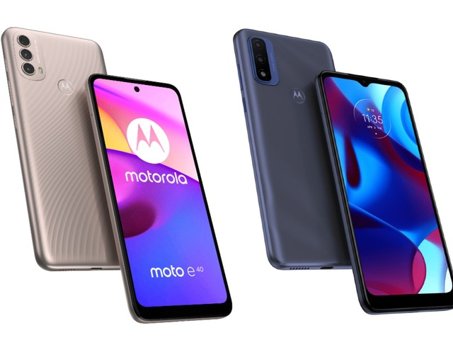 Moto G Pure, Moto E40 Smartphones With Android 11 Launched