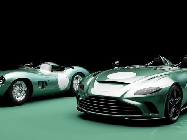 Aston Martin reveals DBR1 specification for exclusive V12 Speedster