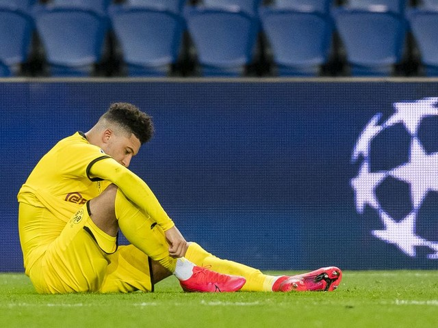 Chelsea, Manchester United baulk at Jadon Sancho asking price as Liverpool bow out — report