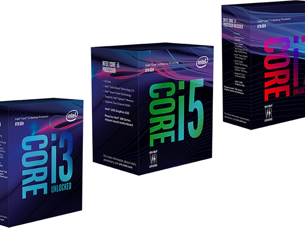 Price and Availability Watch: Core i7-8700K, Core i5-8600K and Core i3-8350K