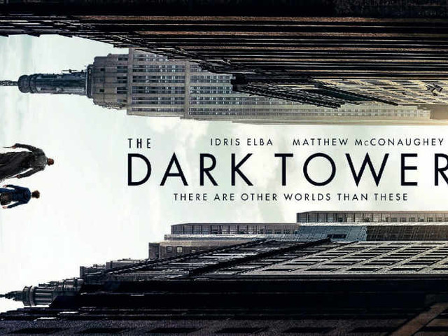 The Dark Tower Teaser Trailer And Idris Elba and Matthew McConaughey Interview (video)