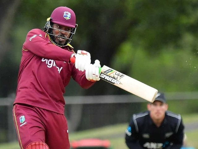 Windies Star Chris Gayle To Retire From ODIs After 2019 Cricket World Cup