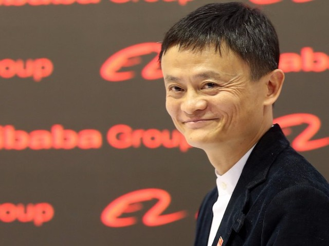 Alibaba is building a brick-and-mortar mall (BABA)