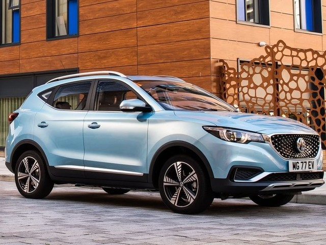 MG ZS EV bookings to commence from late December 2019