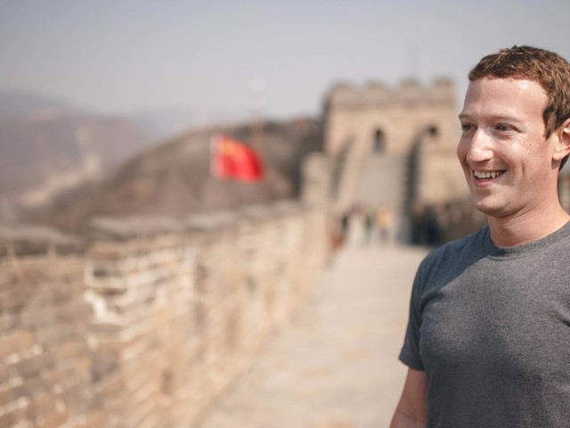 It looks like Facebook is giving up on its years-long effort to bring its social network to China (FB)