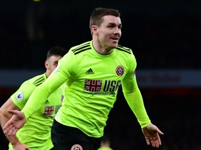 Arsenal 1-1 Sheffield United: Fleck equaliser stuns Arteta's men