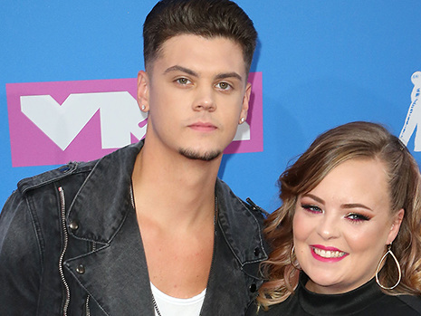 Tyler Baltierra & Catelynn Lowell Defend Being Late To Visit Adopted Daughter Carly, 10, On 'Teen Mom OG'