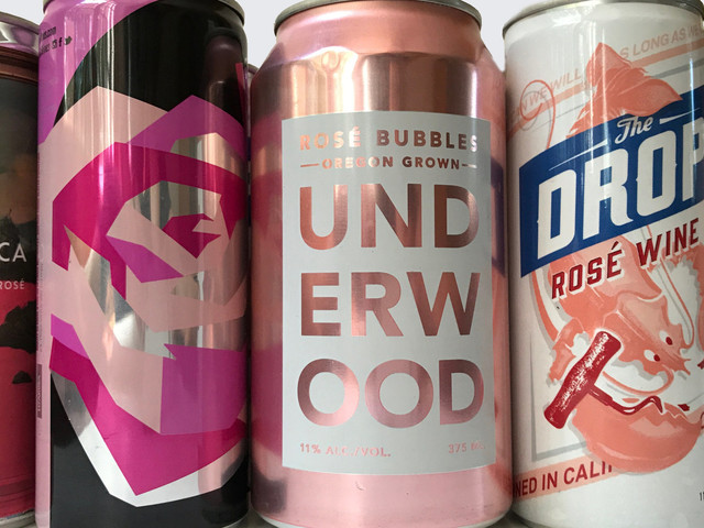 Our Taste Test Reveals The Best Canned Rosés On The Market