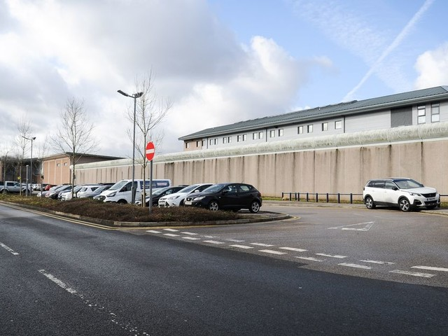 Prison officer hospitalised after mix of boiling water and sugar thrown over them in 'napalming' attack