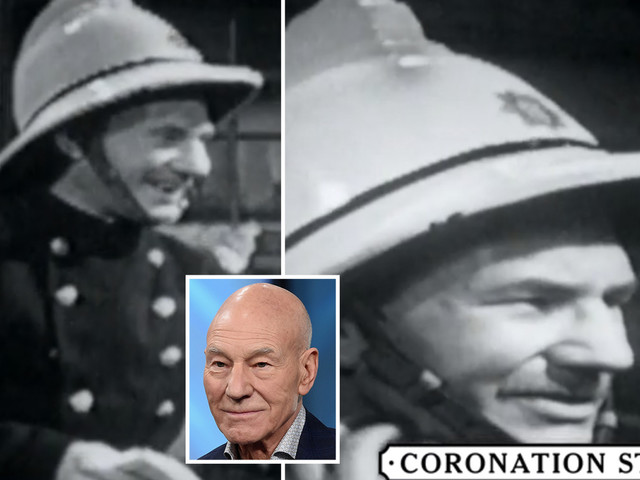 Coronation Street fans dig up Sir Patrick Stewart's appearance in soap – 53 years after it was on TV