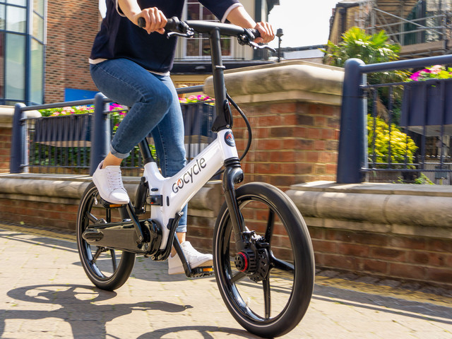 2020 GoCycle GX cuts weight and folds faster
