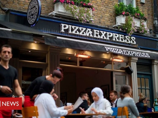 Pizza Express: We're still making dough
