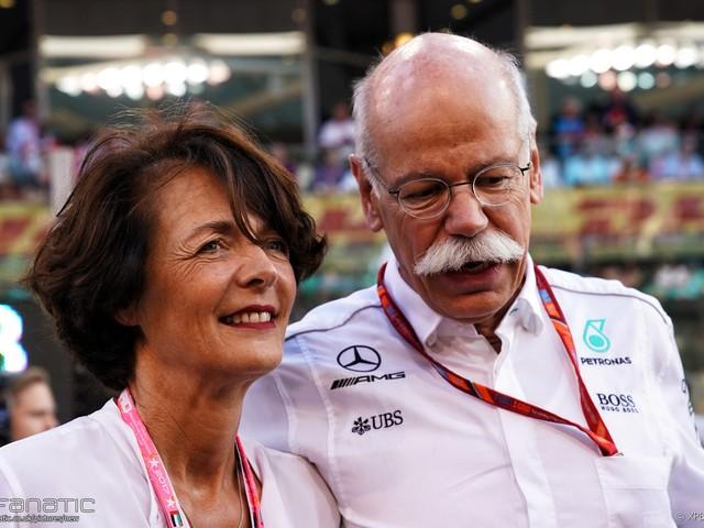 """Mercedes and Ferrari are """"100% aligned"""" on F1 future – Zetsche   F1 Fanatic Round-up"""