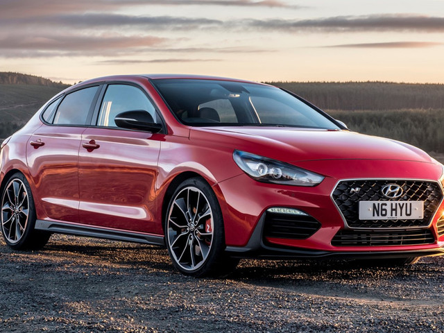 Hyundai i30 N Fastback to be showcased at Auto Expo 2020