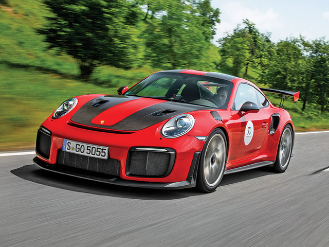 Porsche 911 GT2 RS production to be restarted