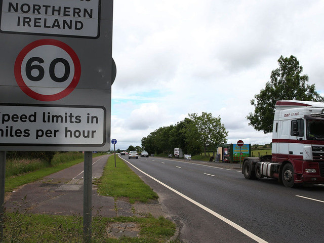 Brexit U-Turn As Downing Street Admits Northern Ireland Could Stay In The Customs Union