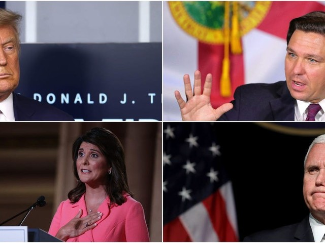 Trump's troubles expand the Republican field. Here's the 5th edition of Insider's 2024 presidential power rankings.