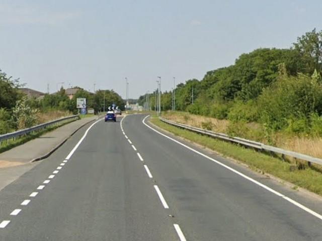 Tragedy as motorcyclist dies in horror crash on A1246