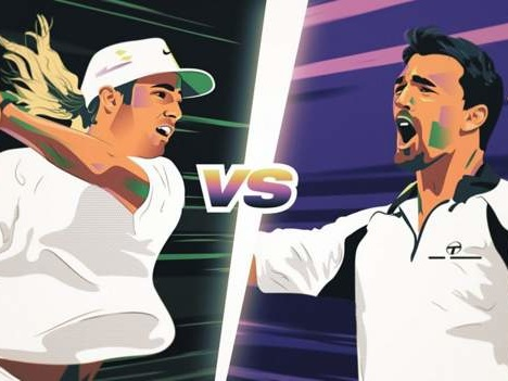 Wimbledon: Agassi v Ivanisevic: Who was the most unlikely title winner?