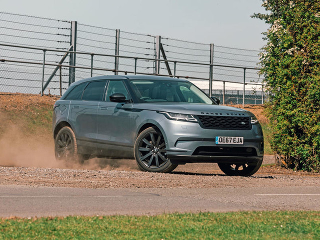 Range Rover Velar 2019 long-term review