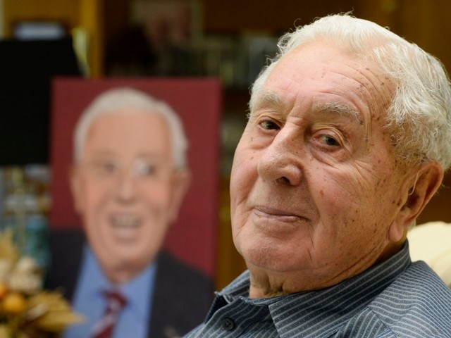 When is the funeral of Sir Doug Ellis? Here's the details
