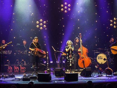 Kate Rusby at Christmas: Victoria Theatre, Halifax – live review