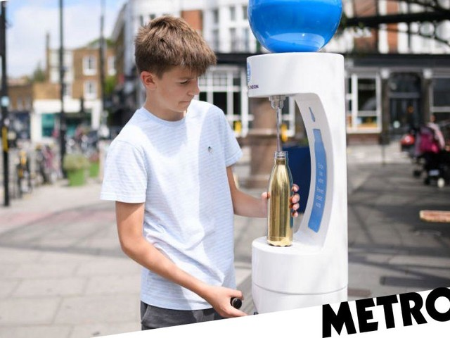 Here are five reasons why London's new water fountains will change things for the better