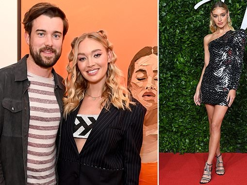 EDEN CONFIDENTIAL: Comedian Jack Whitehall gives romance a front row seat in his life