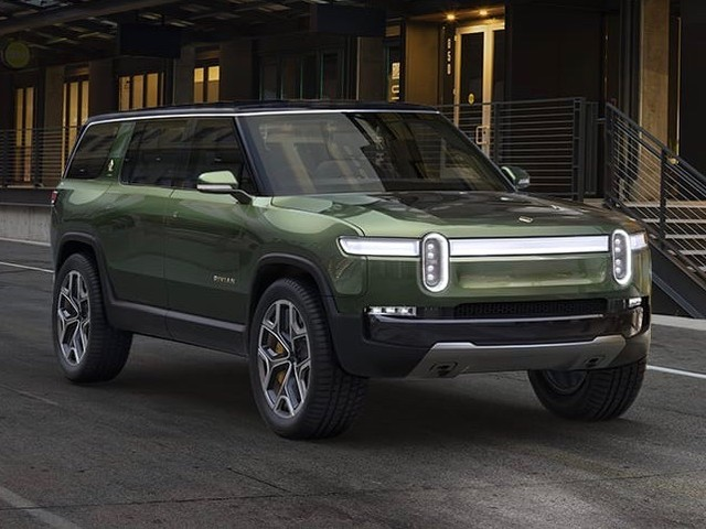 Rivian's next electric car will be inspired by a rally car