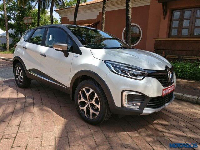Renault Captur Unveiled, Bookings Open Ahead Of Festive Season Launch